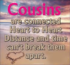 Cousin Love Quotes Unique Cousin Love Quotes Free Best Quotes Everydays