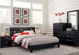 King platform bed black Wood King Platform Storage Bed With Drawers ...