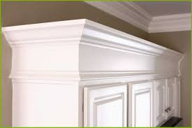 cabinet trim ideas kitchen crown molding options good for cabinets door of inspiration 226633 large807