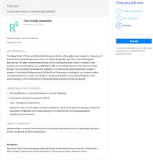 how to post a job on researchgate a step by step guide drawing upon their expertise as former academics and researchers researchgate s targeting team will tailor the content of your posting to ensure that only