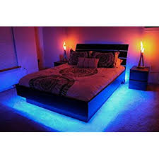 under bed led lighting. Simple Bed Under Furniture  Bed LED Lighting KIT 8ft  Choose GREEN Or Any  Color With Intended Led Amazoncom