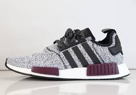 adidas shoes nmd maroon. adidas nmd reflective black maroon champs exclusive | sneakernews.com shoes nmd