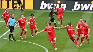 Fc union berlin ⬢ kader, termine, spielplan, historie ⬢ wettbewerbe: Fussball Bundesliga Union Berlin Sturmt In Letzter Minute Nach Europa Wahnsinn Mmh