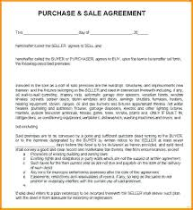 Vehicle Sale Agreement Letter Sample New Sales Template Good Photos ...