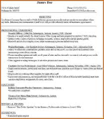 How To Write A Resume For College Students