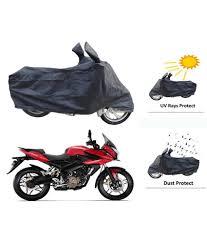 motrol bajaj avenger cruise 220 bike body cover black motrol bajaj avenger cruise 220 bike body cover black at low in india on