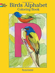 News, email and search are just the beginning. Birds Alphabet Coloring Book Dover Nature Coloring Book Ruth Soffer 9780486440354 Amazon Com Books