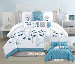 blue fl bedding sets blue and white queen bedding sets k pics pictures on wonderful peach