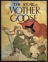 the real mother goose first published in 1916 with cover and ilrations by blanche fisher wright may be the most famous collection of works attributed