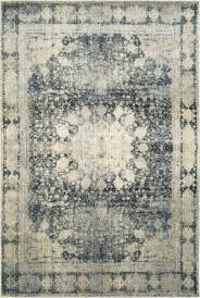 oriental weavers empire 4445s ivory blue area rug