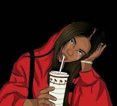 La casa de papel | Black girl art, Black girl cartoon, Black girl magic art