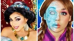 gallery no magic required these makeup tutorials will turn you into a disney princess