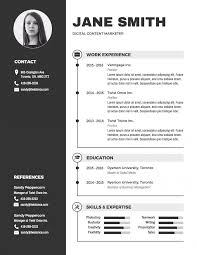 The Ultimate Guide To Infographic Resumes Resume Builder Linkedin