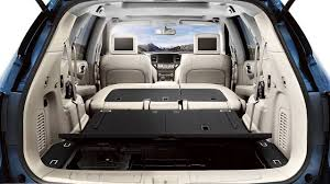 2018 nissan pathfinder platinum. Exellent Pathfinder Nissan Pathfinder Platinum Shown In Perforated Almond Leather With Spacious  Cargo Area With 2018 Nissan Pathfinder Platinum A