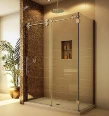 fleurco ktw26036 cw two sided symmetry kinetik hardware systems sliding glass shower door