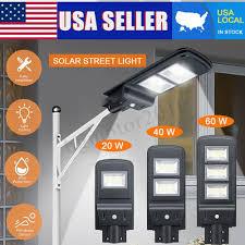 Ebay Dusk To Dawn Lights Built In Pir Motion Sensor Regulates Light Automatically