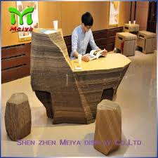 china supermarket recycled cardboard furniture cardboard office furniture couch on sale cardboard furniture for sale