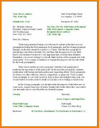 Business Letter Formatting Template Apa Business Letter Optional Gallery Format Formal Writing Sample 16
