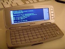 Telnet to BBS on Nokia 9300 ...