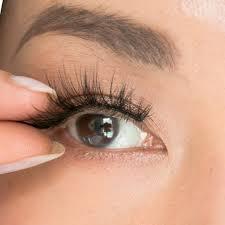 Fake Eyelash Size Chart False Eyelashes Guide Everything To Know About False Lashes