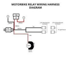 2 x premium motorbike spot relay wiring harness combo extreme lights extreme lights 2 x premium motorbike spot relay wiring harness combo the best
