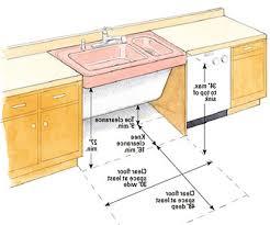 13 luxury ada kitchen sink requirements trend home design trend rh guaranteed ads com