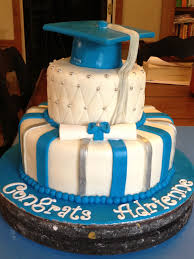 11 High School Graduation Cakes 2014 Photo High School Graduation