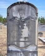 Charity Rogers (Kicklighter) (1833 - 1896) - Genealogy