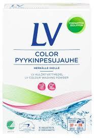 <b>Стиральный порошок</b> LV <b>Концентрированный</b> для цветного белья