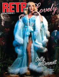 Retro Lovely | Old Hollywood Volume No.1 – Dolly Mc… | MagCloud