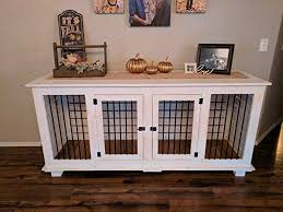 Amazon Custom Indoor Kennel Furniture for you Dog Pets Home