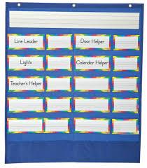 Classroom Helpers Pocket Chart Classroom Helpers Pocket Chart Id 15276