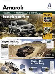 <b>Amarok</b> Brochure | Fuel Economy In Automobiles | Four Wheel Drive