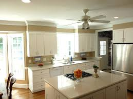 ceiling fan ceiling fan size for kitchen painted crown molding kitchen traditional with ceiling fan