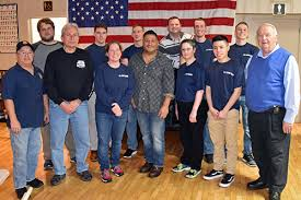 02/15/2018 | American Legion Staff And United States Coast Guard Station  Volunteers Prepare And Serve Dinners At Wounded Warriors Fund Raiser | News  Ocean City MD
