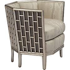 fretwork furniture. barbara barry fretwork lounge chair furniture u
