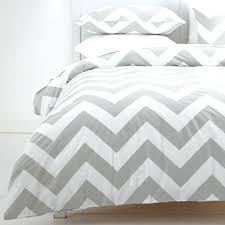 grey and white duvet covers s gray and white striped duvet cover target