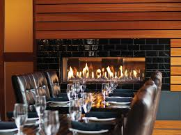 because ortal fireplaces are designed using an innovative cool wall technology wood depending on its condition and moisture content can be used