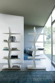 White modern bookshelf Eurway Trendy Modern Bookshelves That Unleash Warmth Wood Contemporary White Version The Zeus Bookshelf Bookcases View Gallery Yablonovkainfo Trendy Modern Bookshelves That Unleash Warmth Wood Contemporary