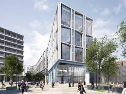 K Googleu0027s New 11storey Office In Londonu0027s Kingu0027s Cross  Business Insider