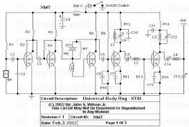 professional xtal fm transmitter circuit xmt fm crystal controlled transmitter circuit
