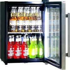 shallow mini fridge club mini refrigerator glass door mini fridge shallow bar self closing with lock shallow mini fridge