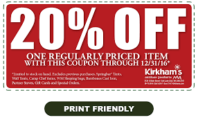 kirhams in store printable coupons springbar canvas tents made no items found