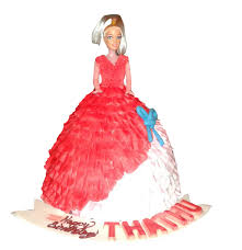 Barbie Doll Cake Letorta