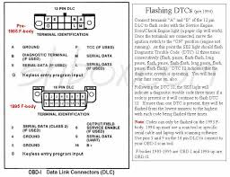 how tos on obd port connector wiring diagram