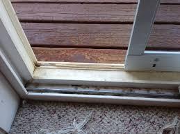 replacing sliding screen door track saudireiki