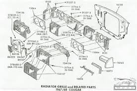 wiring diagram 68 cougar wiring image wiring diagram 1967 mercury cougar headlight wiring diagram 1967 auto wiring on wiring diagram 68 cougar