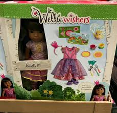 wellie wishers doll at costco