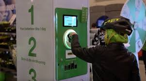 Reverse Vending Machines Adorable This Company Wants To Tackle Battery Waste By Paying People Via