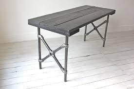 Industrial Pipe Coffee Table Similiar Pipe Leg Furniture Keywords